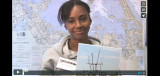 Nyasia Armstrong at the Boston Harbor Islands Mass. Memories Road Show: Video Interview