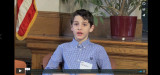 Brandon Rouleau-Strong at the Nahant Mass. Memories Road Show: Video Interview