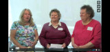 Jody Nickerson Quill, Janice Nickerson and Audrey Nickerson Bohannon at the Eastham Mass. Memories Road Show: Video...