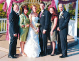 Dean and Amber's wedding