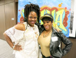 Yvette Wilks and Pretty Poison  at the