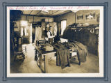 George Gialousis' 1920s Tailor Shop