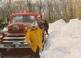 Fighting Fire Through the Blizzard of 1978