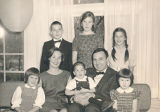 Bailey family photo 1963